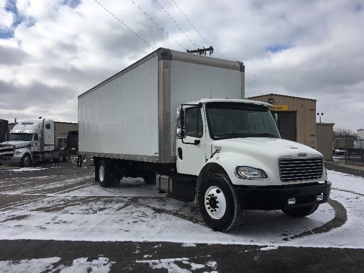 Medium Duty Box Truck-Light and Medium Duty Trucks-Freightliner-2014-M2-ELKHART-IN-128,897 miles-$48,000