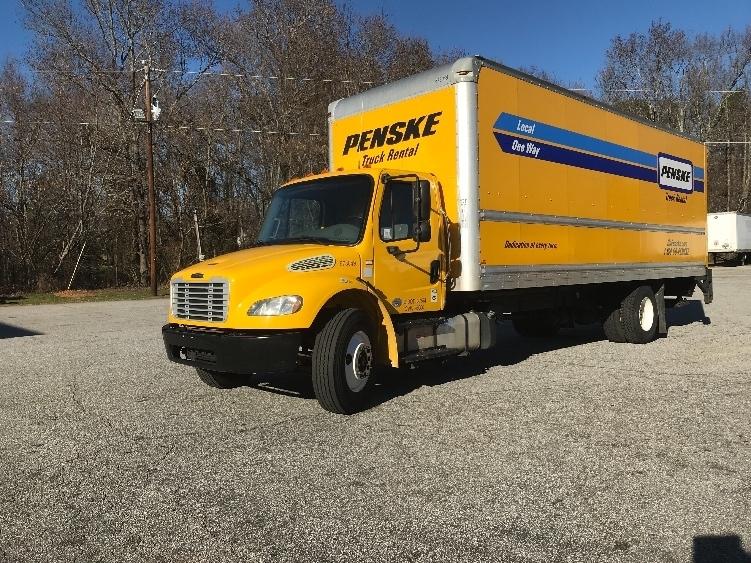 Medium Duty Box Truck-Light and Medium Duty Trucks-Freightliner-2014-M2-GREER-SC-193,427 miles-$36,500