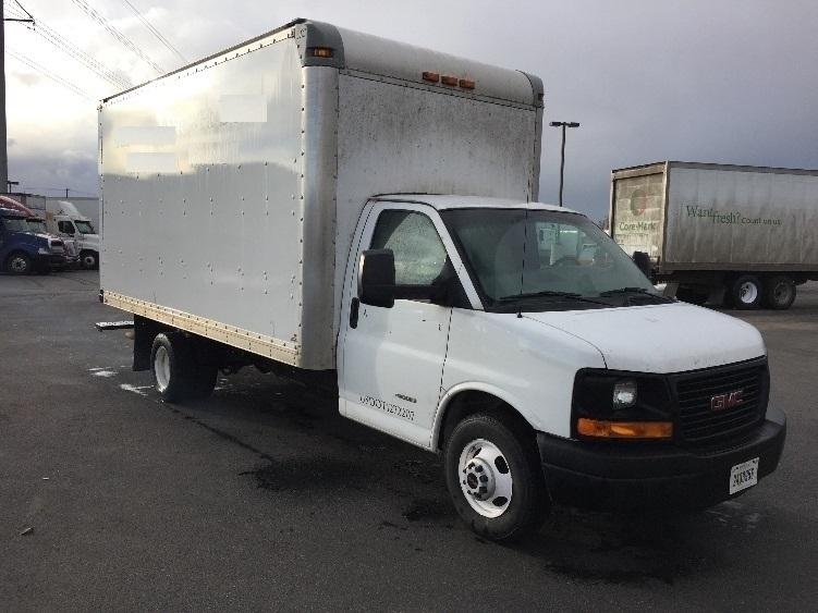 Light Duty Box Truck-Light and Medium Duty Trucks-GMC-2014-Savana G33903-AURORA-CO-145,426 miles-$18,750