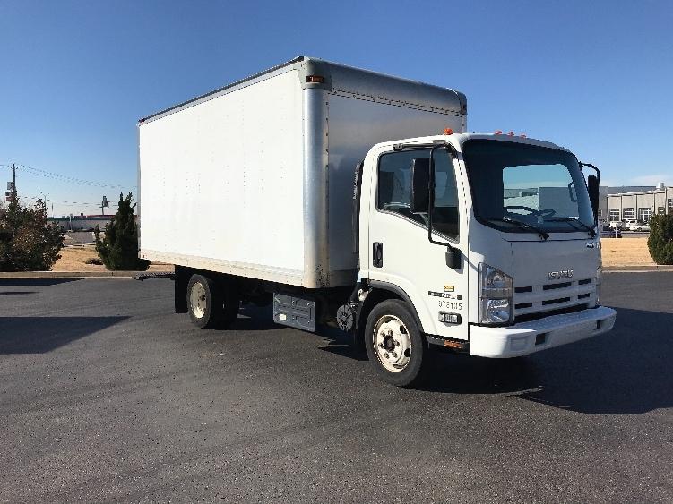 Medium Duty Box Truck-Light and Medium Duty Trucks-Isuzu-2014-NRR-OKLAHOMA CITY-OK-130,785 miles-$25,750