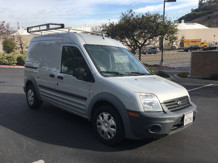 Cargo Van (Panel Van)-Light and Medium Duty Trucks-Ford-2013-Transit-TORRANCE-CA-131,382 miles-$10,250