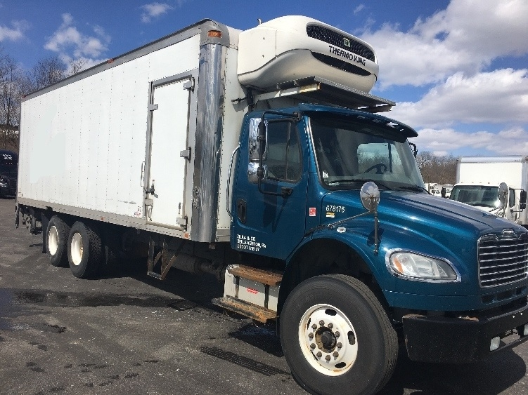 Reefer Truck-Light and Medium Duty Trucks-Freightliner-2014-M2-MOUNT PLEASANT-PA-295,766 miles-$36,750
