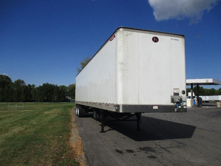 Dry Van Trailer-Semi Trailers-Great Dane-2014-Trailer-LANSING-MI-316,927 miles-$18,000