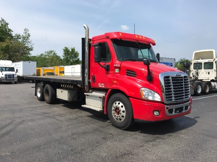 Flatbed Truck-Light and Medium Duty Trucks-Freightliner-2014-X11364S-PARSIPPANY-NJ-127,987 miles-$81,500
