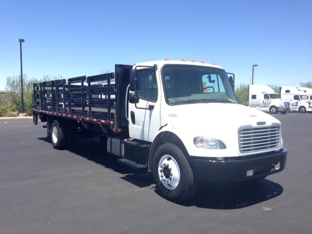 Flatbed Truck-Light and Medium Duty Trucks-Freightliner-2014-M2-PHOENIX-AZ-72,213 miles-$57,750