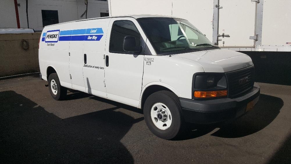 Cargo Van (Panel Van)-Light and Medium Duty Trucks-GMC-2013-Savana G23705-TORRANCE-CA-51,100 miles-$19,500