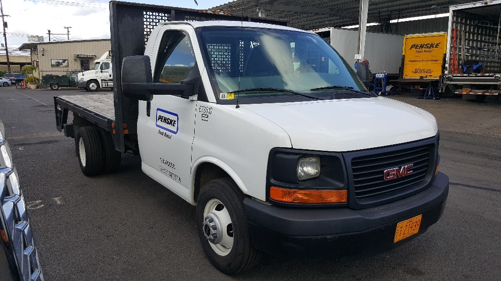 Flatbed Truck-Light and Medium Duty Trucks-GMC-2013-G33503-TORRANCE-CA-35,676 miles-$28,750