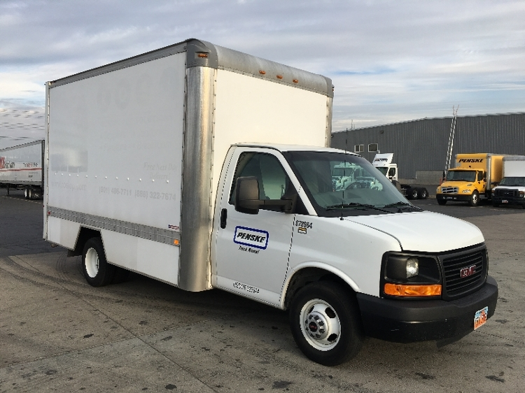 Light Duty Box Truck-Light and Medium Duty Trucks-GMC-2013-Savana G33803-WEST VALLEY CITY-UT-97,684 miles-$22,000
