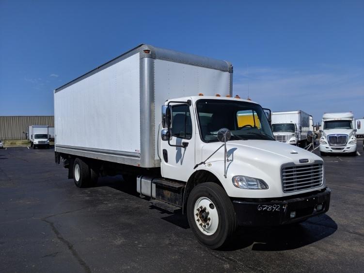 Medium Duty Box Truck-Light and Medium Duty Trucks-Freightliner-2014-M2-LOUISVILLE-KY-214,612 miles-$27,000