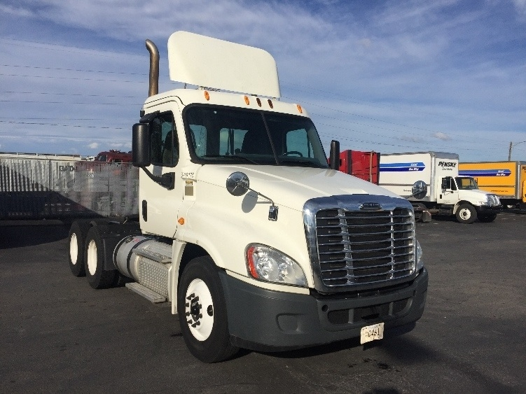 Day Cab Tractor-Heavy Duty Tractors-Freightliner-2014-Cascadia 12564ST-NASHVILLE-TN-240,885 miles-$50,750