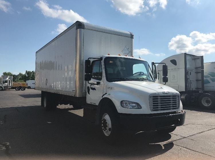 Medium Duty Box Truck-Light and Medium Duty Trucks-Freightliner-2014-M2-EAGAN-MN-160,974 miles-$48,750