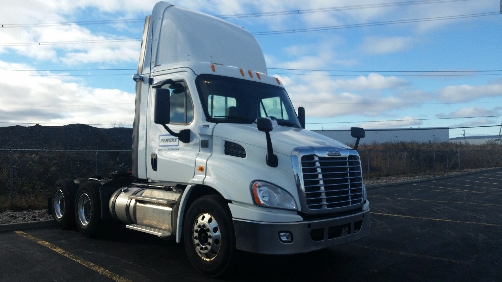 Day Cab Tractor-Heavy Duty Tractors-Freightliner-2014-Cascadia 11364ST-STE-FOY-PQ-408,953 km-$71,275