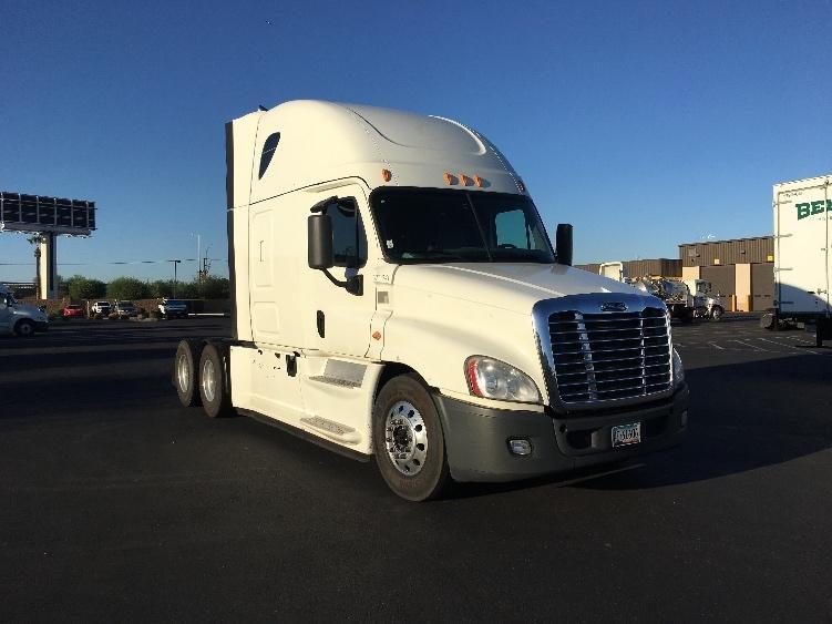 Sleeper Tractor-Heavy Duty Tractors-Freightliner-2014-Cascadia 12564ST-PHOENIX-AZ-605,397 miles-$51,500