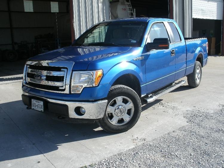 Pickup Truck-Light and Medium Duty Trucks-Ford-2013-F150-FORT WORTH-TX-111,000 miles-$17,000