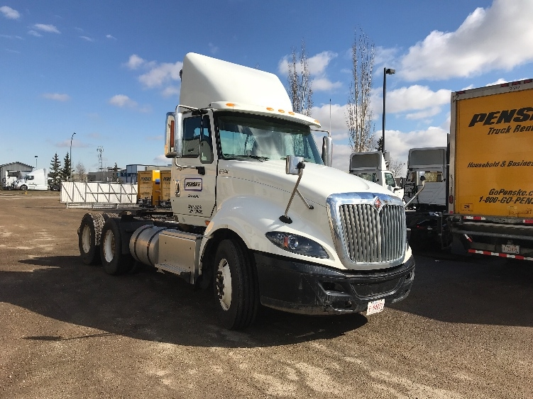 Day Cab Tractor-Heavy Duty Tractors-International-2014-ProStar-EDMONTON-AB-274,558 km-$42,500