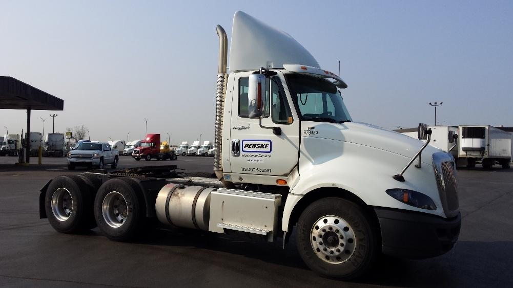 Day Cab Tractor-Heavy Duty Tractors-International-2014-ProStar-SAINT LAURENT-PQ-501,445 km-$42,250