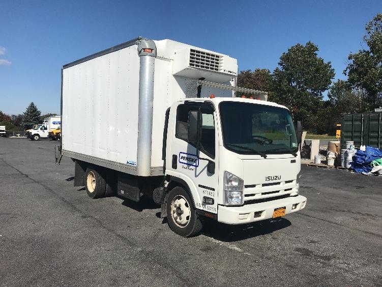 Reefer Truck-Light and Medium Duty Trucks-Isuzu-2014-NQR-MONTGOMERY-NY-118,067 miles-$33,500