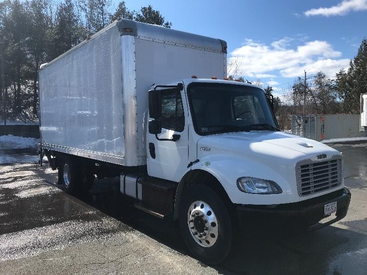 Medium Duty Box Truck-Light and Medium Duty Trucks-Freightliner-2014-M2-FRAMINGHAM-MA-108,000 miles-$39,250