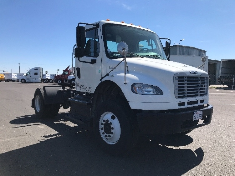 Day Cab Tractor-Heavy Duty Tractors-Freightliner-2014-M2-WEST SACRAMENTO-CA-206,112 miles-$40,750