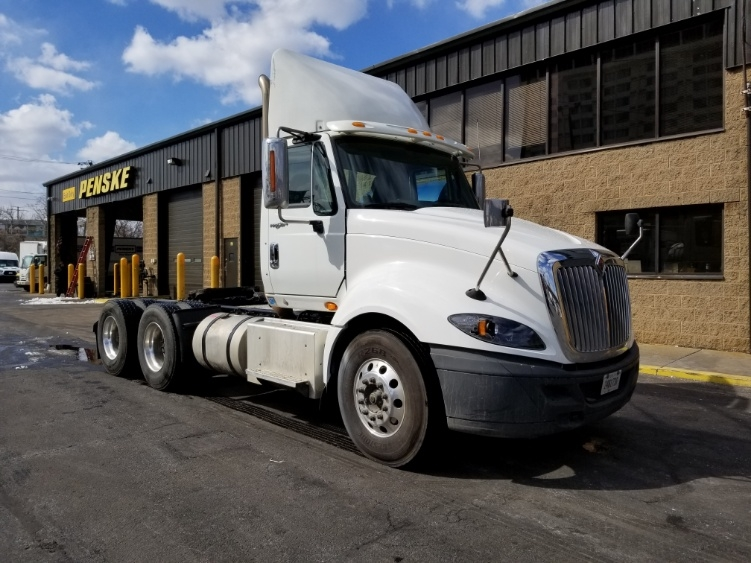 Day Cab Tractor-Heavy Duty Tractors-International-2014-ProStar-NORTH BERGEN-NJ-222,510 miles-$35,250