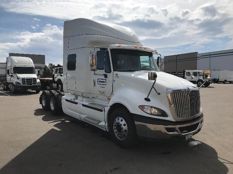 Sleeper Tractor-Heavy Duty Tractors-International-2014-ProStar-LOVELAND-CO-403,512 miles-$44,250
