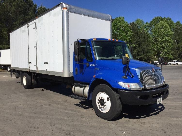 Medium Duty Box Truck-Light and Medium Duty Trucks-International-2014-4300-KENNESAW-GA-157,119 miles-$31,500