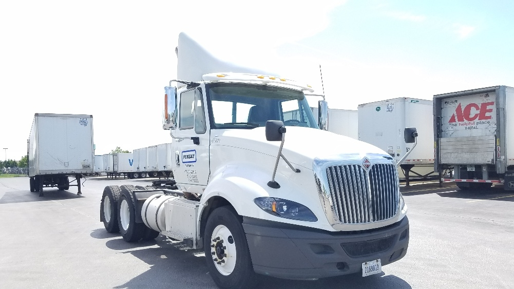 Day Cab Tractor-Heavy Duty Tractors-International-2014-ProStar-CHESAPEAKE-VA-368,040 miles-$24,000