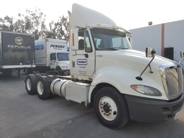 Day Cab Tractor-Heavy Duty Tractors-International-2014-ProStar-TORRANCE-CA-197,115 miles-$52,250