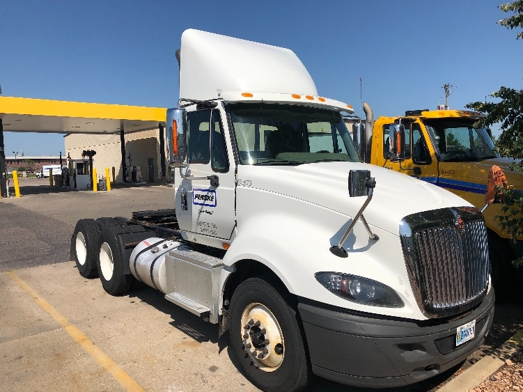 Day Cab Tractor-Heavy Duty Tractors-International-2014-ProStar-ROSEVILLE-MN-296,323 miles-$36,750
