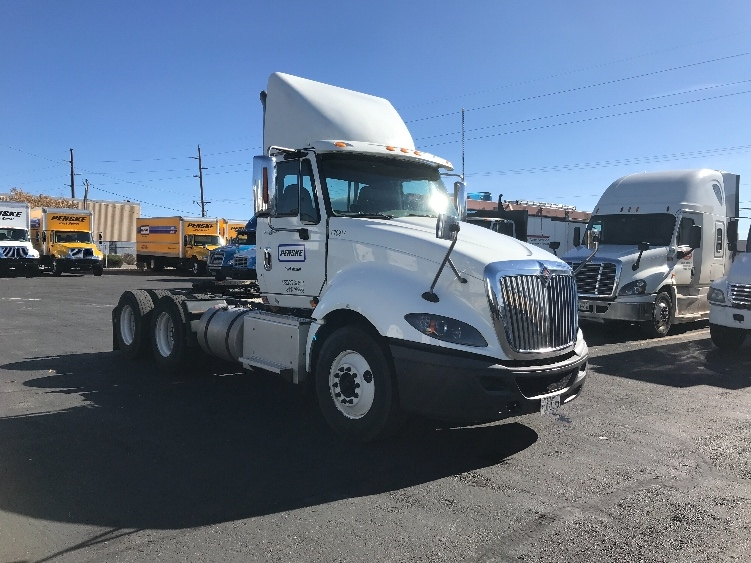 Day Cab Tractor-Heavy Duty Tractors-International-2014-ProStar-ALBUQUERQUE-NM-309,379 miles-$43,750