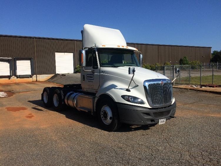 Day Cab Tractor-Heavy Duty Tractors-International-2014-ProStar-SPARTANBURG-SC-412,812 miles-$28,750
