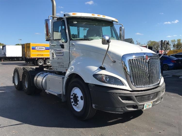 Day Cab Tractor-Heavy Duty Tractors-International-2014-ProStar-MEDLEY-FL-189,130 miles-$42,500