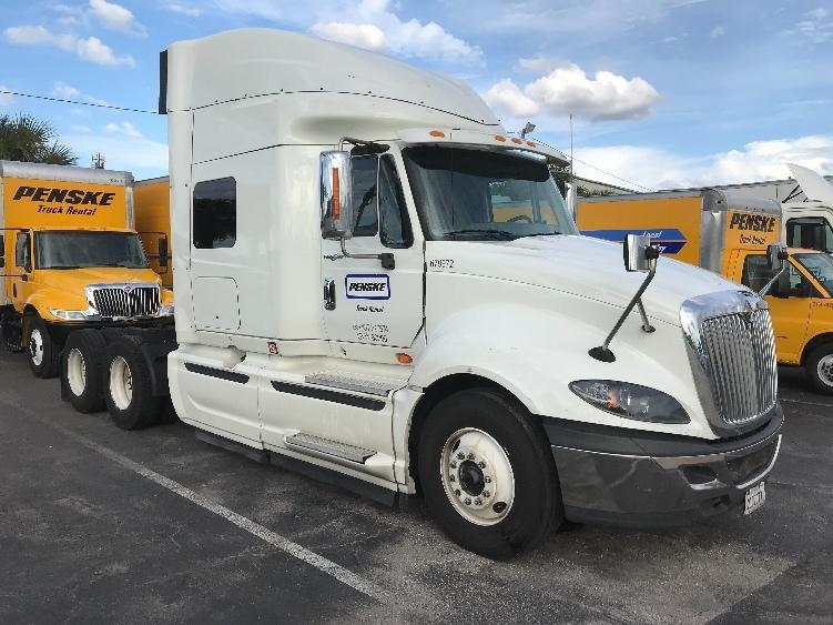 Sleeper Tractor-Heavy Duty Tractors-International-2014-ProStar-ORLANDO-FL-429,190 miles-$63,000