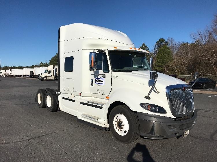 Sleeper Tractor-Heavy Duty Tractors-International-2014-ProStar-MILLWOOD-WV-509,841 miles-$49,250