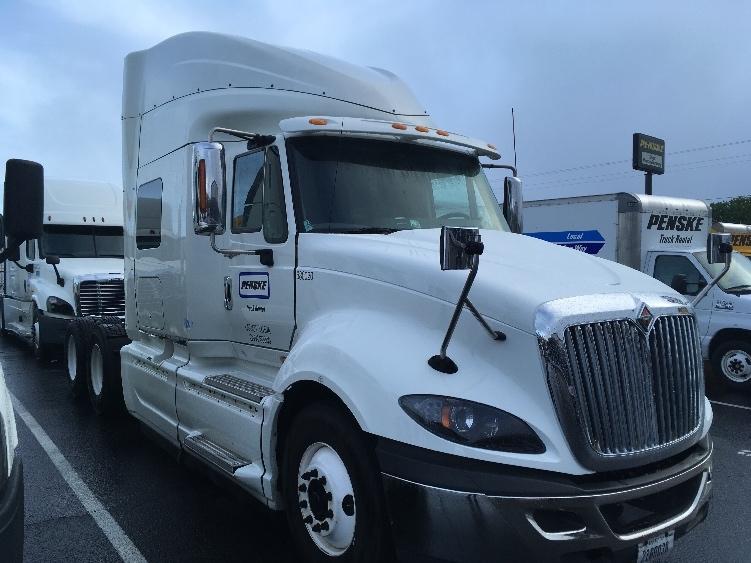 Sleeper Tractor-Heavy Duty Tractors-International-2014-ProStar-JACKSONVILLE-FL-559,417 miles-$33,000