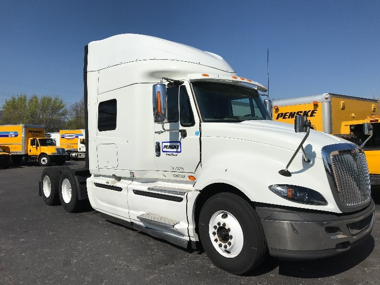 Sleeper Tractor-Heavy Duty Tractors-International-2014-ProStar-BIRMINGHAM-AL-583,389 miles-$33,750