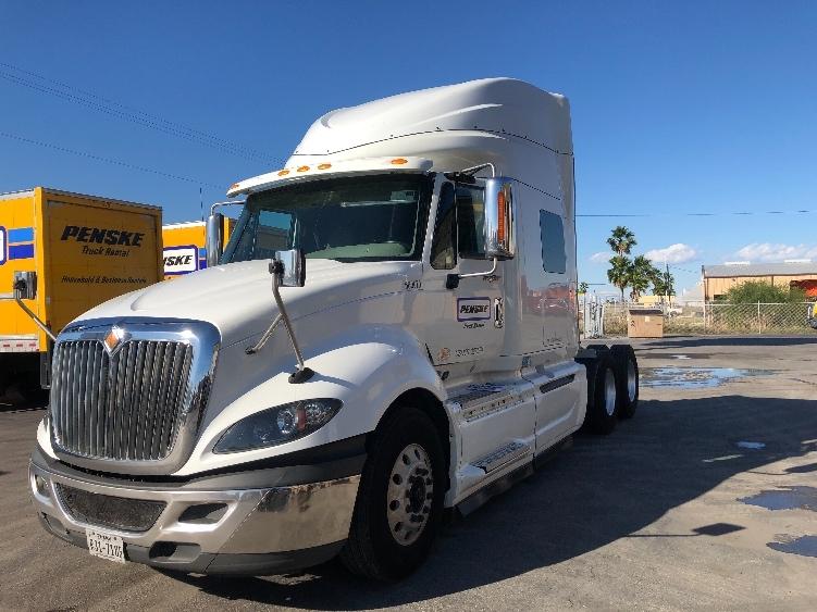 Sleeper Tractor-Heavy Duty Tractors-International-2014-ProStar-PHARR-TX-614,578 miles-$39,250