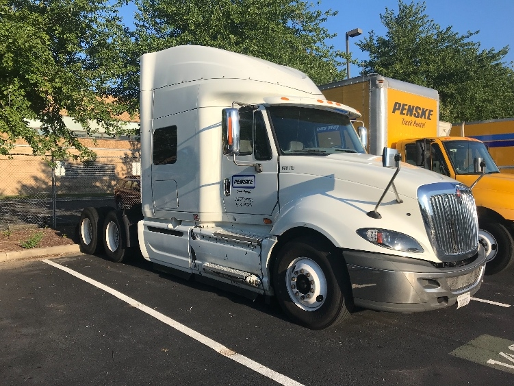 Sleeper Tractor-Heavy Duty Tractors-International-2014-ProStar-CAPITOL HEIGHTS-MD-511,892 miles-$49,000