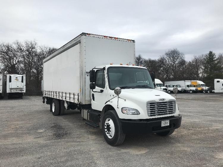 Medium Duty Box Truck-Light and Medium Duty Trucks-Freightliner-2014-M2-SMYRNA-TN-148,866 miles-$47,000