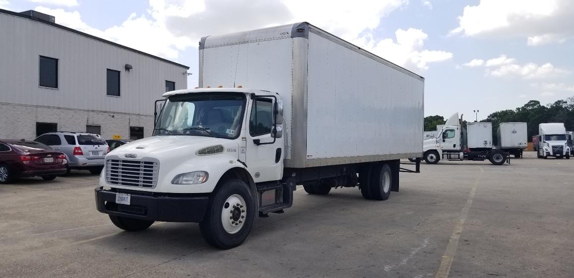 Medium Duty Box Truck-Light and Medium Duty Trucks-Freightliner-2014-M2-BATON ROUGE-LA-157,796 miles-$34,000