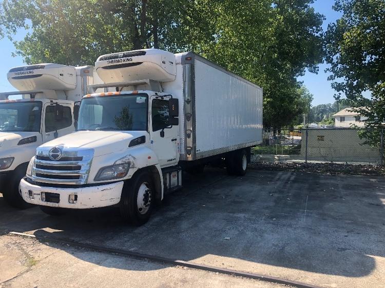 Reefer Truck-Light and Medium Duty Trucks-Hino-2014-338-ATLANTA-GA-310,862 miles-$12,750