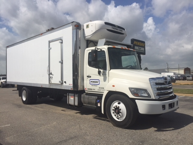 Reefer Truck-Light and Medium Duty Trucks-Hino-2014-338-MONTGOMERY-AL-159,241 miles-$46,500