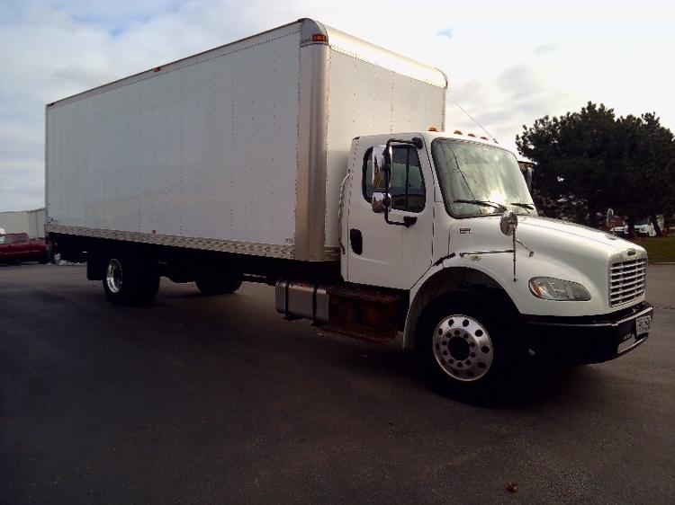 Medium Duty Box Truck-Light and Medium Duty Trucks-Freightliner-2014-M2-BURLINGTON-ON-119,490 km-$54,000