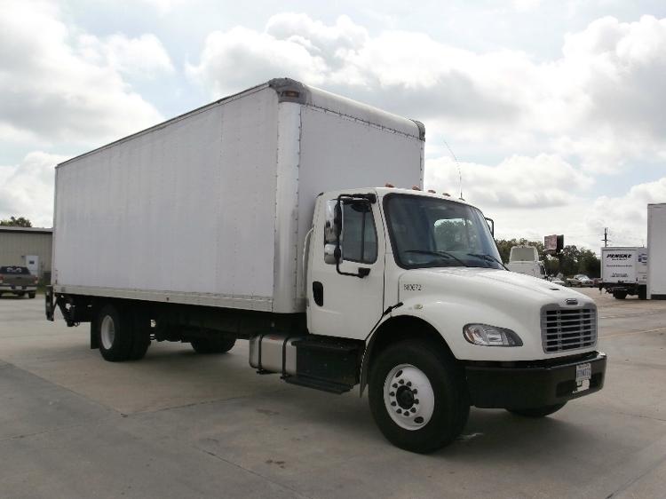 Medium Duty Box Truck-Light and Medium Duty Trucks-Freightliner-2014-M2-HAMMOND-LA-119,787 miles-$45,500