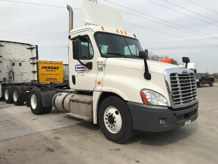 Day Cab Tractor-Heavy Duty Tractors-Freightliner-2014-Cascadia 12542ST-DALLAS-TX-186,590 miles-$57,750