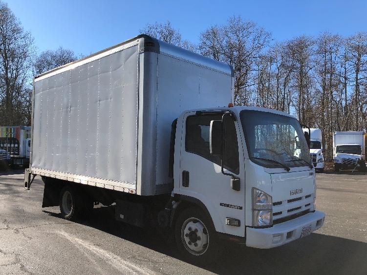 Medium Duty Box Truck-Light and Medium Duty Trucks-Isuzu-2014-NQR-BRAINTREE-MA-154,487 miles-$29,000
