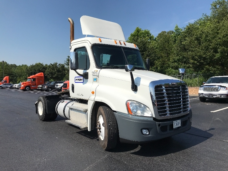 Day Cab Tractor-Heavy Duty Tractors-Freightliner-2014-Cascadia 12542ST-WINSTON SALEM-NC-346,647 miles-$42,000