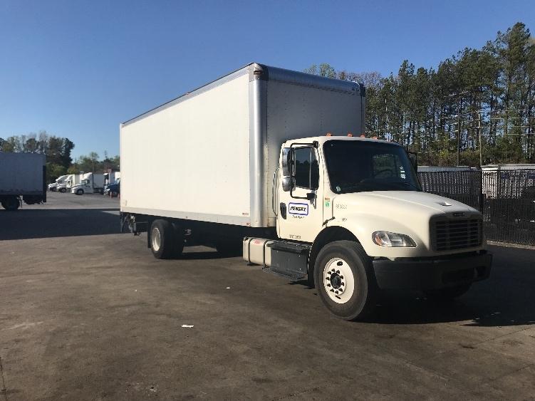 Medium Duty Box Truck-Light and Medium Duty Trucks-Freightliner-2014-M2-NORCROSS-GA-151,898 miles-$45,500
