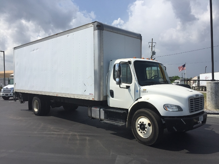 Medium Duty Box Truck-Light and Medium Duty Trucks-Freightliner-2014-M2-MOBILE-AL-125,687 miles-$48,500
