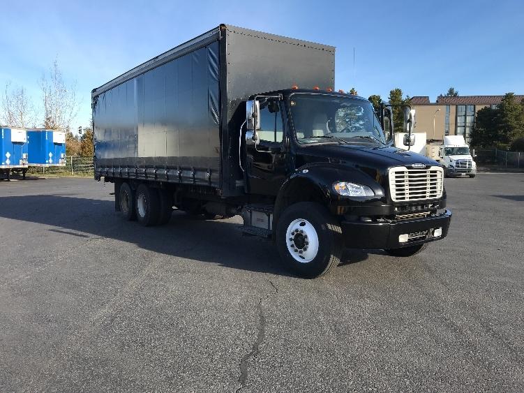 Medium Duty Box Truck-Light and Medium Duty Trucks-Freightliner-2014-M2-WILSONVILLE-OR-180,833 miles-$50,000
